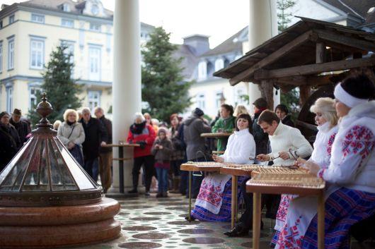 Bad Pyrmont Weihnachtsmarkt 2012