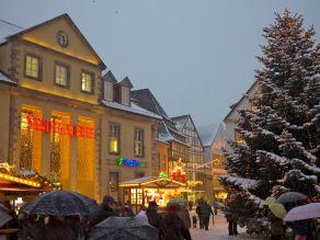 Hameln Weihnachtsmarkt Stadtgalerie 2012
