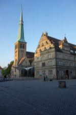 Hameln Hochzeitshaus Marktkirche St. Nicolai 2013