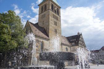 Hameln Pferdemarkt Marktkirche St. Nicolai 2013