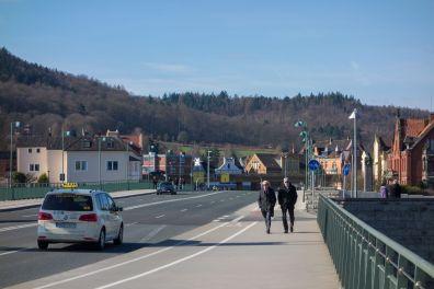 Hameln Münsterbrücke 2014