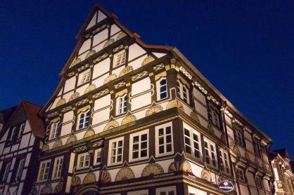 Hameln Fachwerkhaus 2014