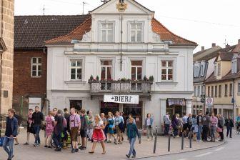 Bergkirchweih 2018 in Erlangen