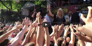 Video Bergkirchweih Anstich bis Lilli Marleen 2017