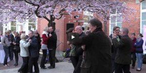 Video Tango unter den Kirschblüten 2013