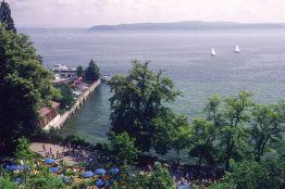 Insel Mainau am Bodensee 1981
