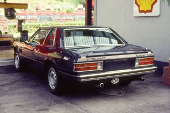 Maserati Kyalami in Luzern 1983