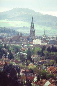Freiburg im Breisgau 1991