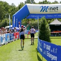 Triathlon in Erlangen 2017