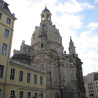 Frauenkirche in Dresden 2010