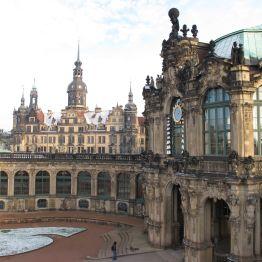 Zwinger in Dresden 2010