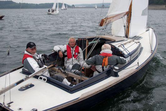 YCM DM Folkeboot Möhnesee 2011