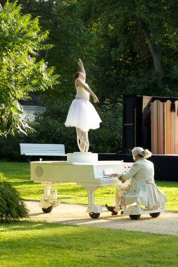 Kleines Fest im Kurpark Bad Pyrmont 2012