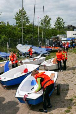 YCP Regatta Phoenixsee Dortmund 2015