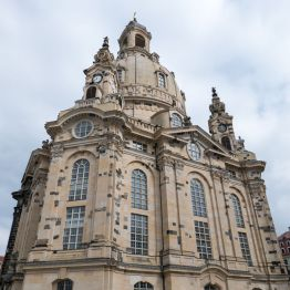 Frauenkirche in Dresden 2016