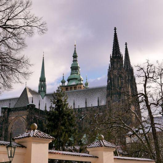 Veitsdom in Prag 2017