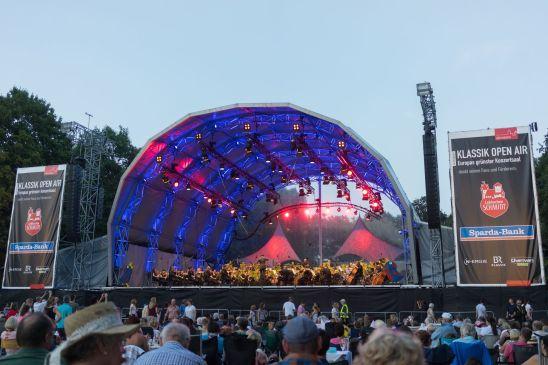Klassik Open Air Nürnberg 2018
