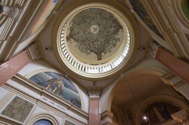 Parrocchia di S. Maria Assunta Kirche in Garda am Gardasee im Oktober 2018