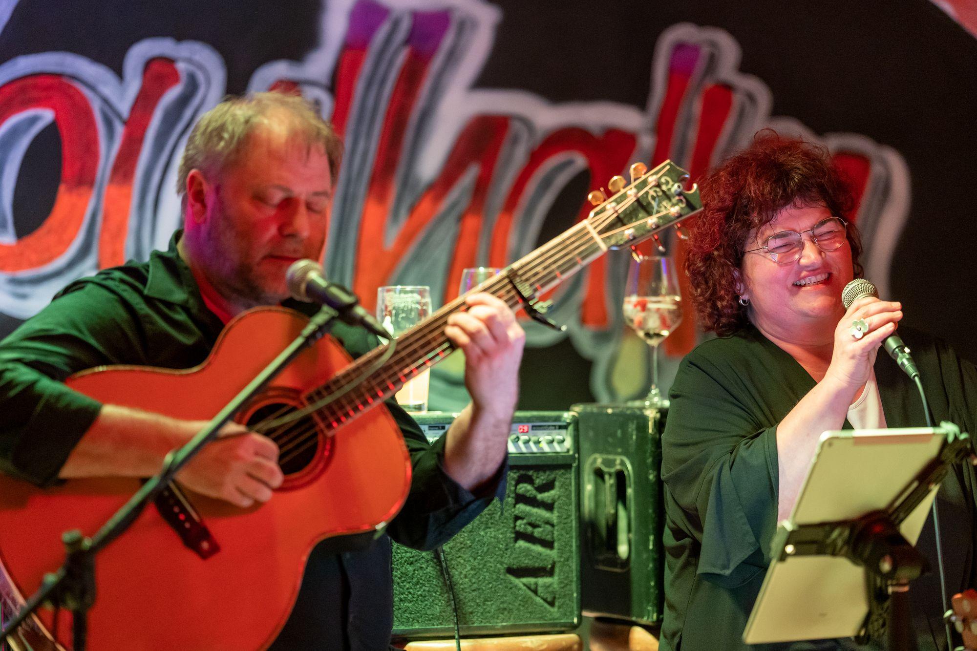 Wulli & Sonja live im Soulhalm in Erlangen am 12. März 2020