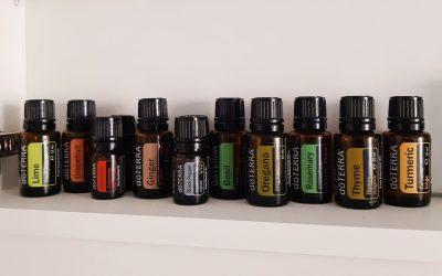 Ätherische Öle zur innerlichen Anwendung & in der Ernährung