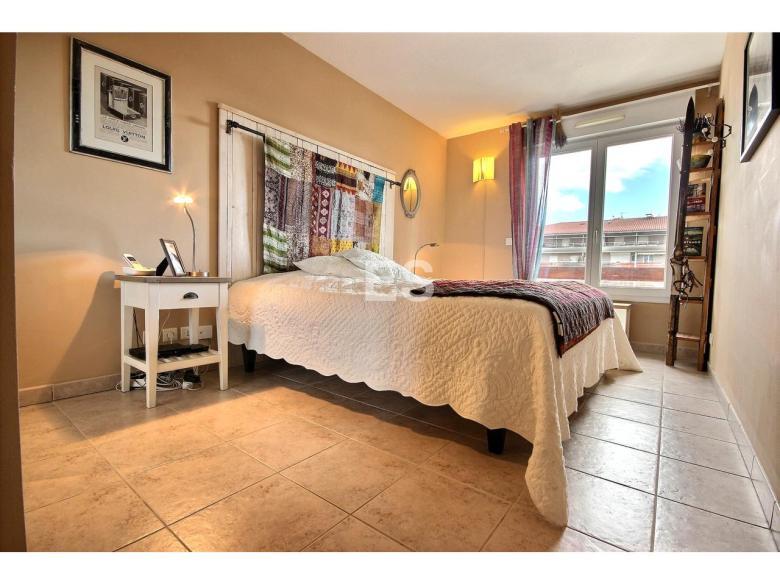 Bostad till salu i Mandelieu la Napoule 70 m² franska Rivieran semesterbostad södra Frankrike centre ville