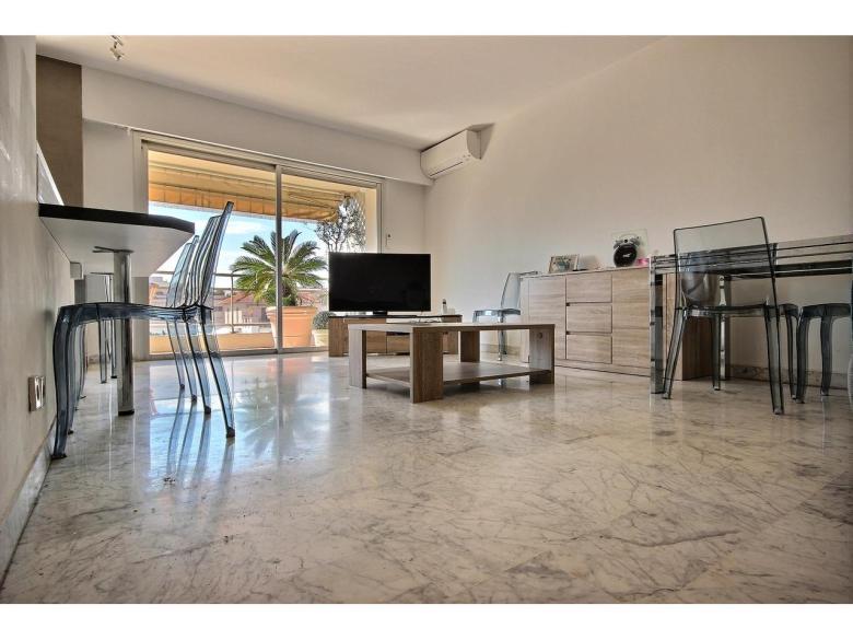 En lägenhet i Cannes Basse Californie till salu