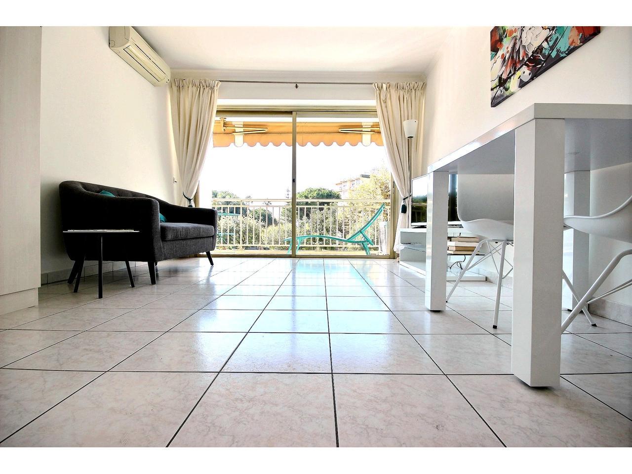 Lägenheter tillsalu nära stränder i Cannes Frankrike