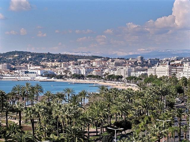 Lägenheter i Cannes under kongresserna hos en svensk mäklare