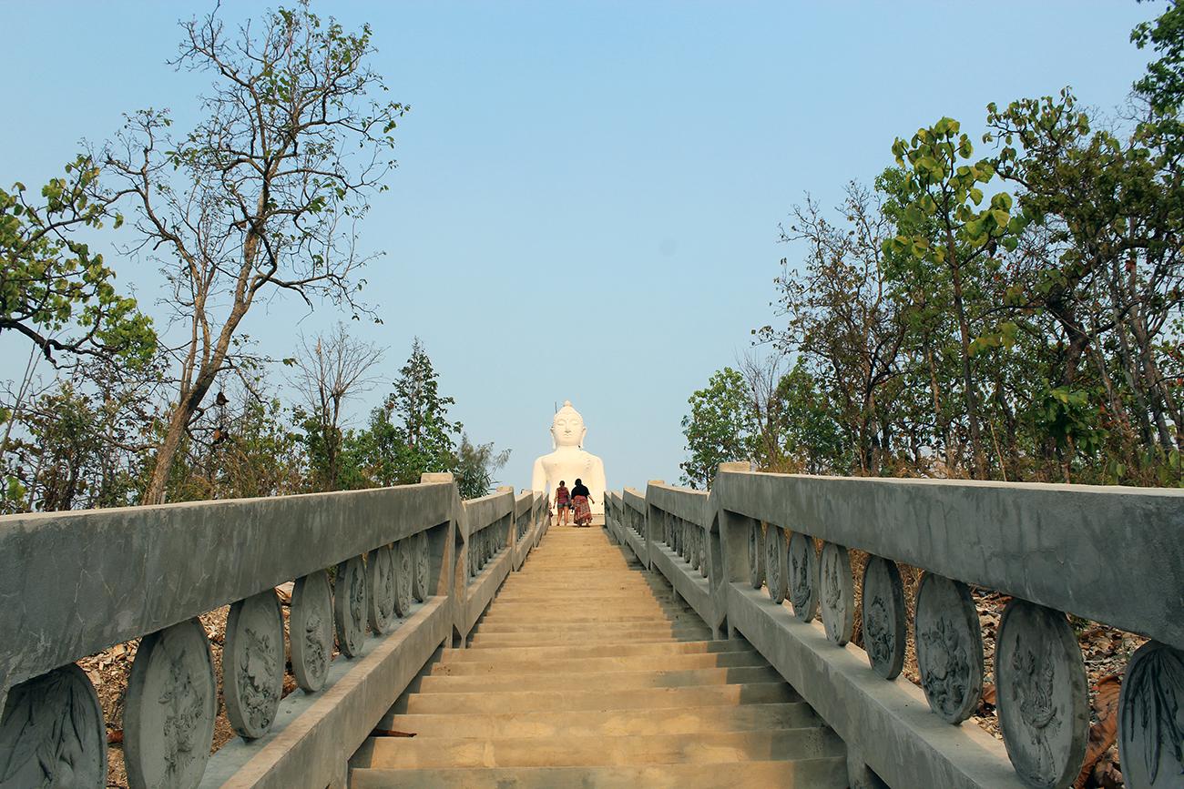 Buddha på Berget, Pai