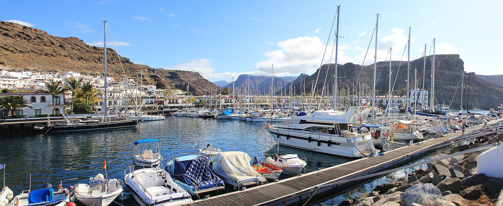Gran Canaria - ett av världens bästa klimat
