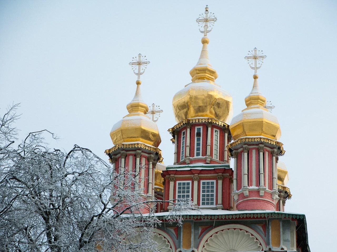 Ryssland kultur arkitektur reseinspiration