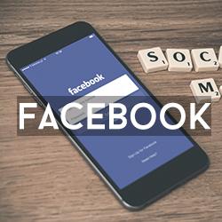 Anslut på Facebook