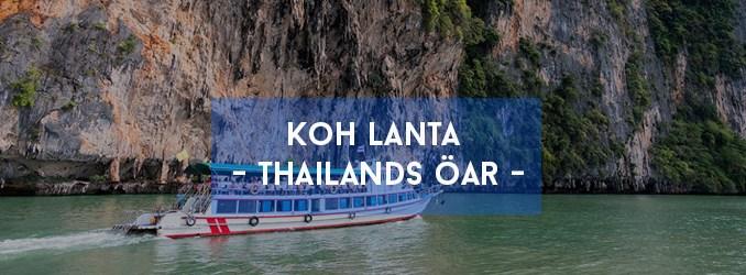 Koh Lanta Thailands Öar