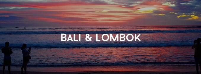 bali och lombok