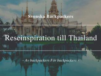 Reseinspiration till Thailand - Underbara bilder