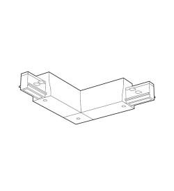 Concord Lytespan 3 L-koppling Insida Svart