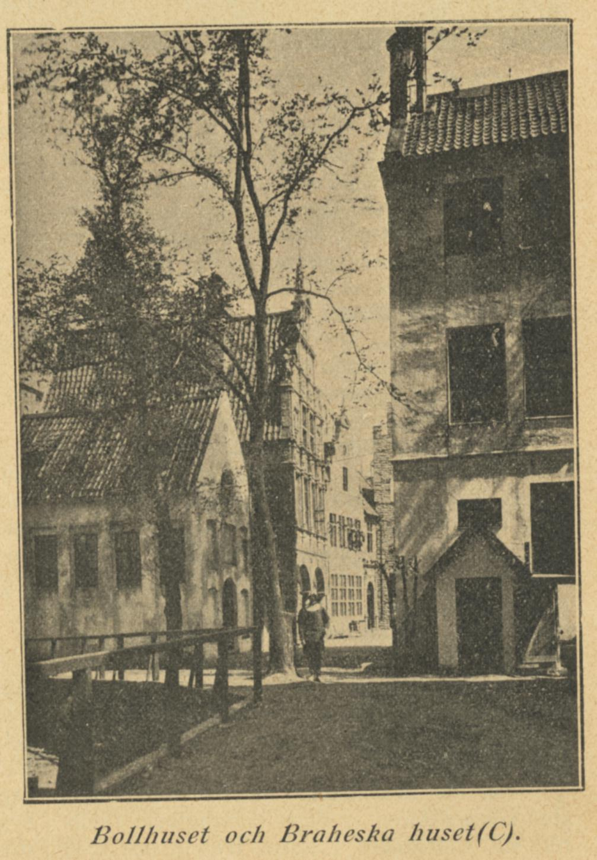 Bollhuset och Braheska huset