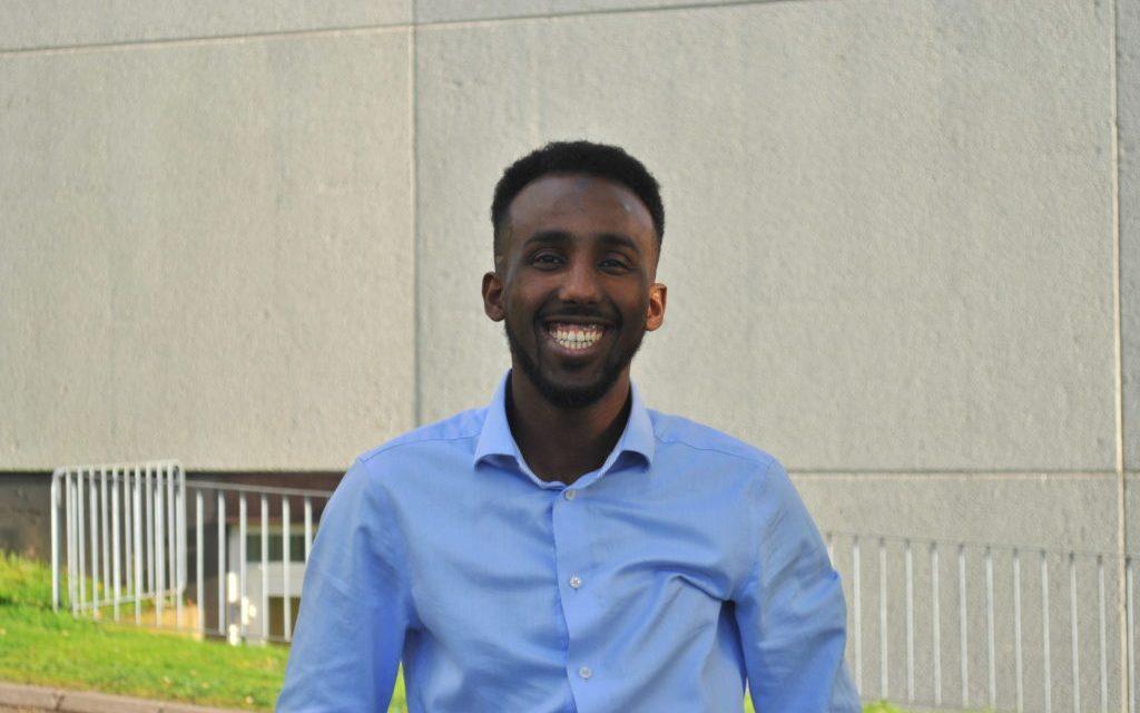 Intervju med Bashi Hussein från Onkod Städservice