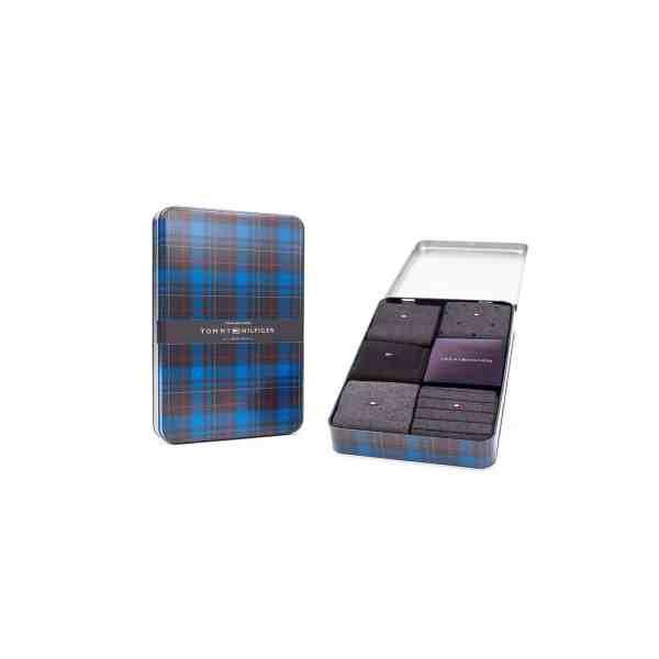 Giftbox Tommy Hilfiger 5-pack zwart