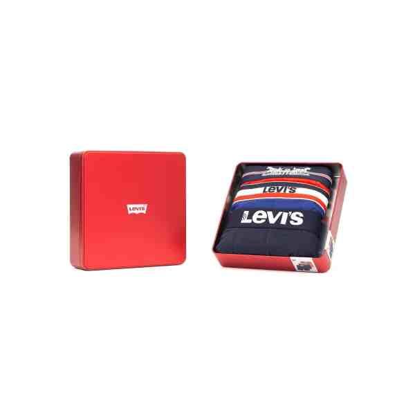 Levi's kadoblik 3-pack shorts 002