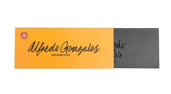 Alfredo Gonzales Giftbox sokken Animal