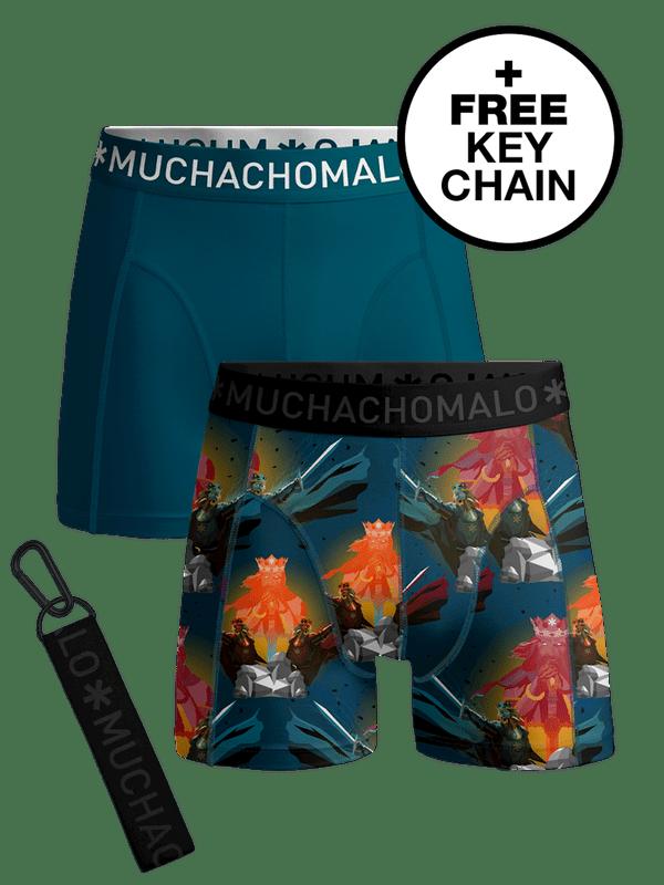 Muchachomalo 2-pack katoen King Arthur