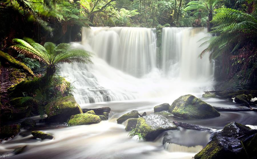 Russell Falls closer