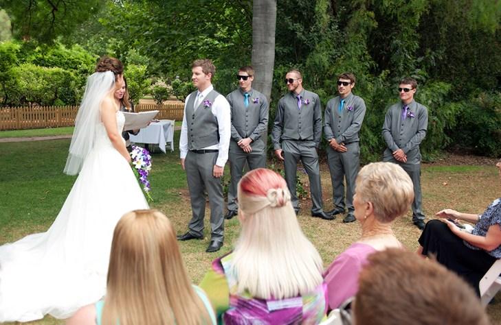 Wedding at Sunnybrae Function Center