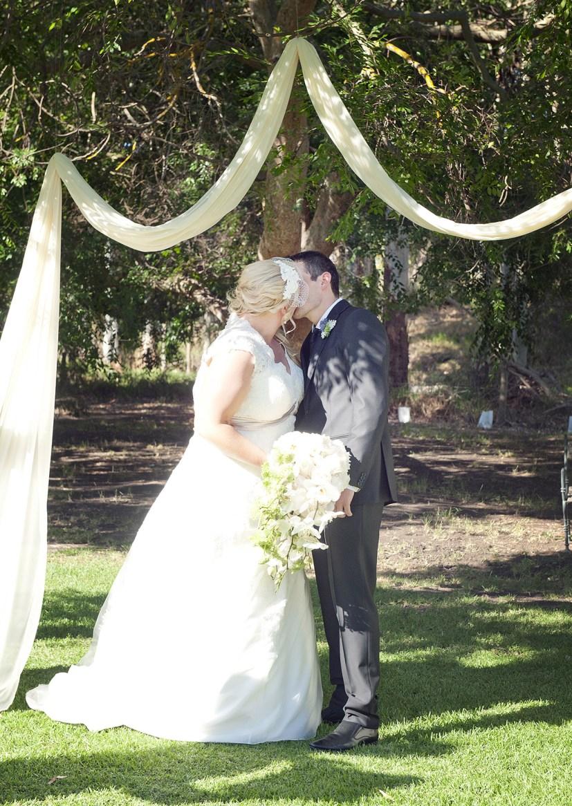 Leonards Mill Second Valley Wedding