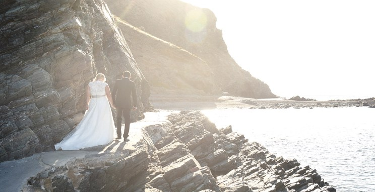 Second Valley Beach Wedding