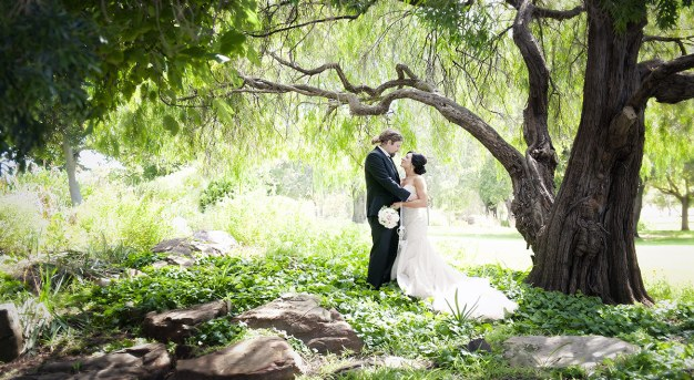 Veale Gardens Wedding