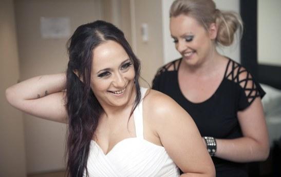 Bridal Wedding Preparation