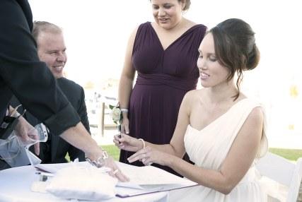 Royal South Australian Yacht Squadron Wedding