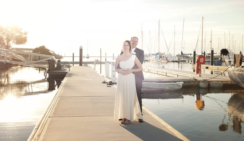 Royal South Australian Yacht Squadron Wedding